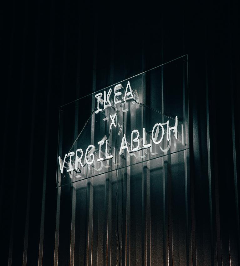 IKEAxVirgil